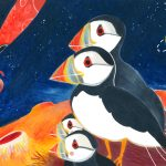 The Puffins Family